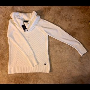Tommy Hilfiger Cow Neck Sweater